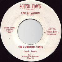 5 Spiritual Tones