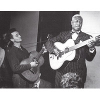 Lead Belly & Woo…
