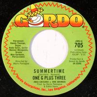 One G Plus Three