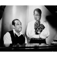 Louis Armstrong &…