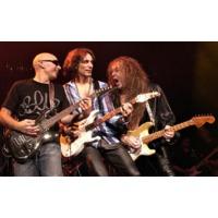 Joe Satriani, Steve…