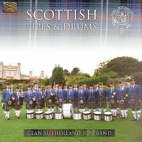 Clan Sutherland Pipe…