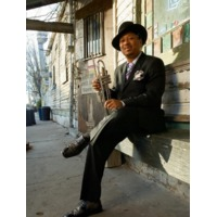 Kermit Ruffins with…